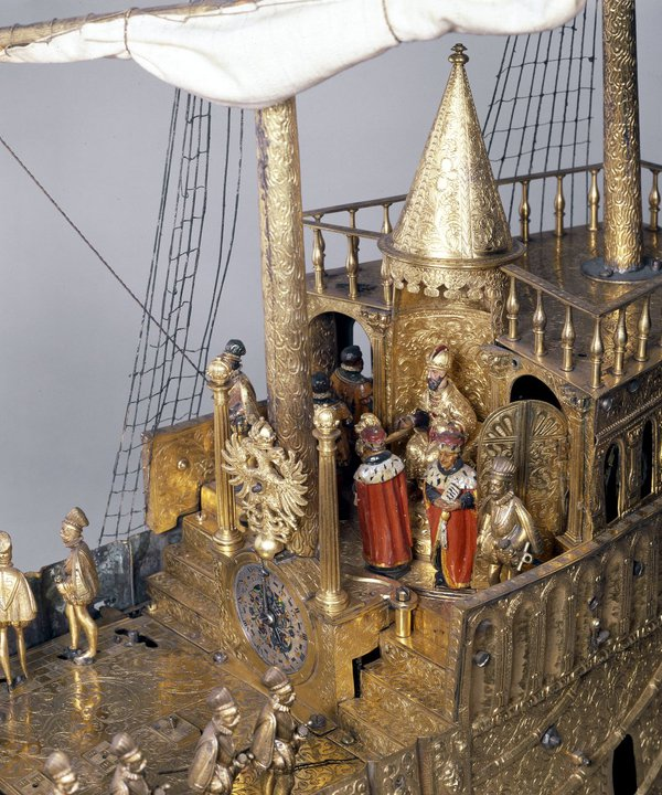 Figures on the BM nef