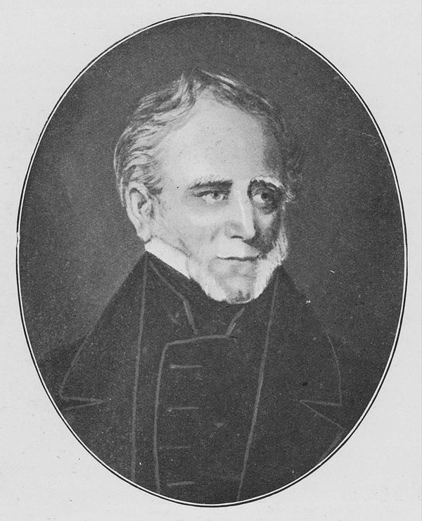 Benjamin Lewis Vulliamy