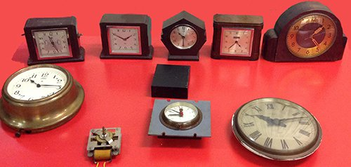 electric clocks for discussion