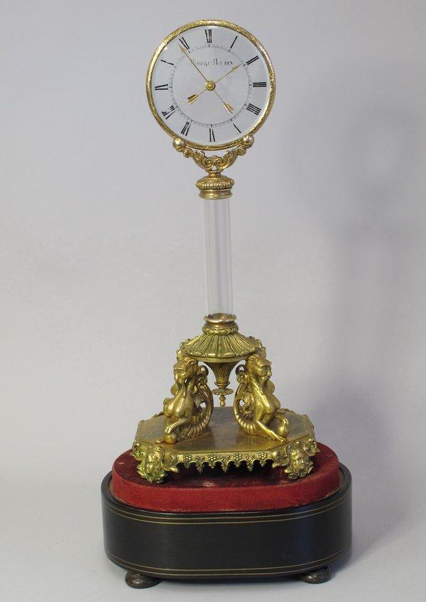 Mystery Clock by Jean Eugene Robert-Houdin