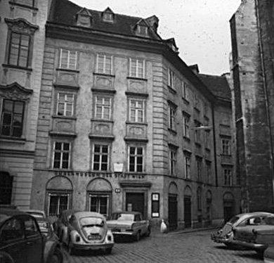Vienna City clock museum