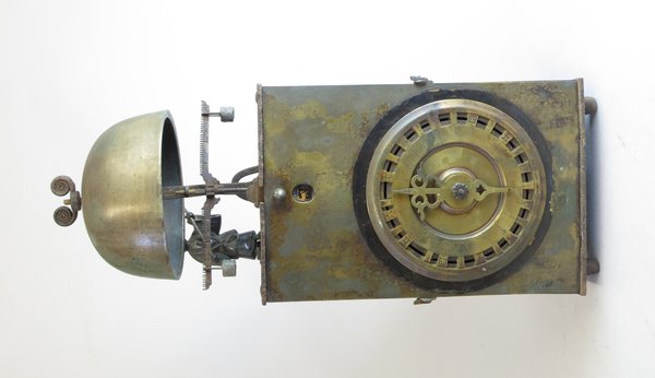 The early-mid period Japanese lantern clock