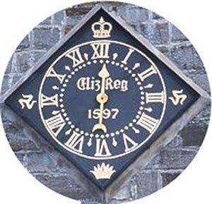 Castle Rushen dial