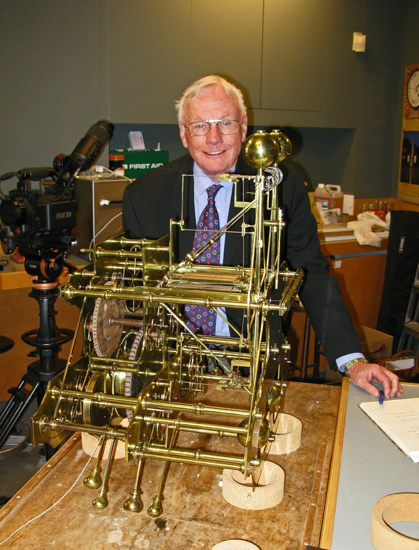 Neil Armstrong with H1, 2009