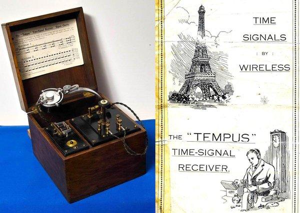 Tempus reciever and instructions