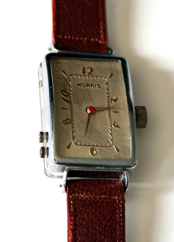 The Morris clandestine watch