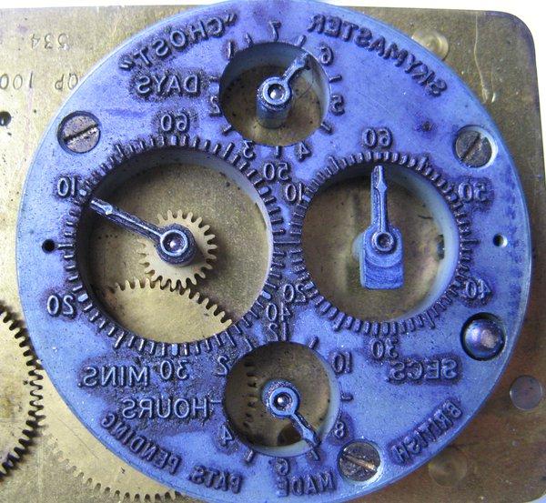 Printing dial