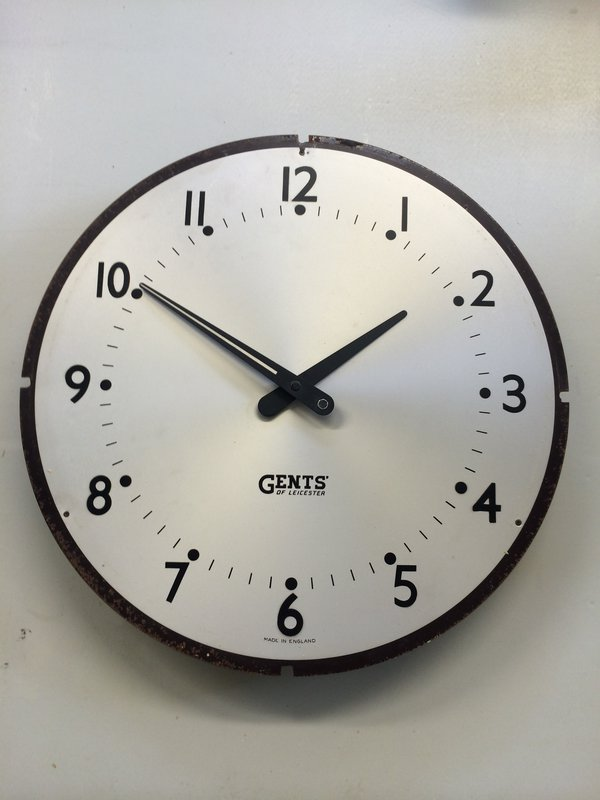 Gent Fig. C423 insertion clock