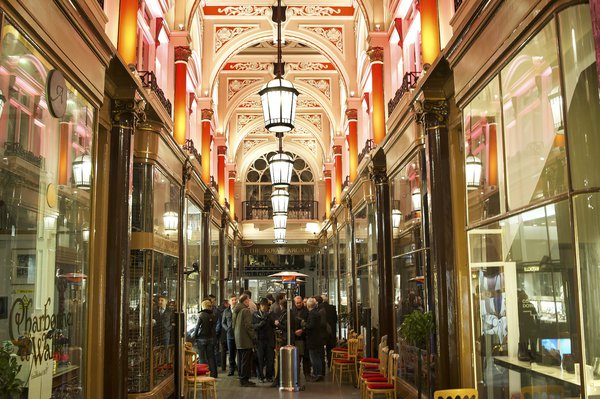 The splendid venue:  Watchclub at the Royal Arcade, London (Image: The Watch Club/Michal Solarski)
