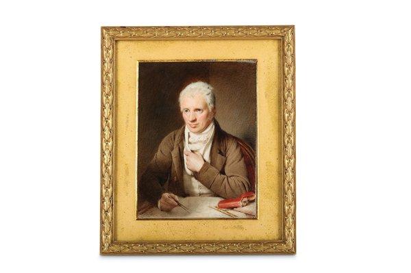 Portrait of James Gandon (Waterford Museum of Treasures)