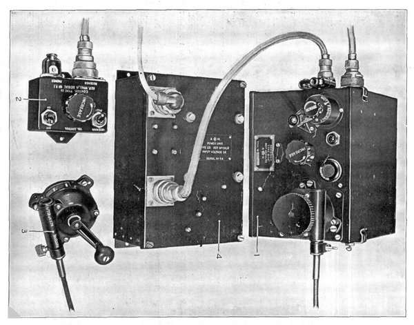 The R1147 radio receiver