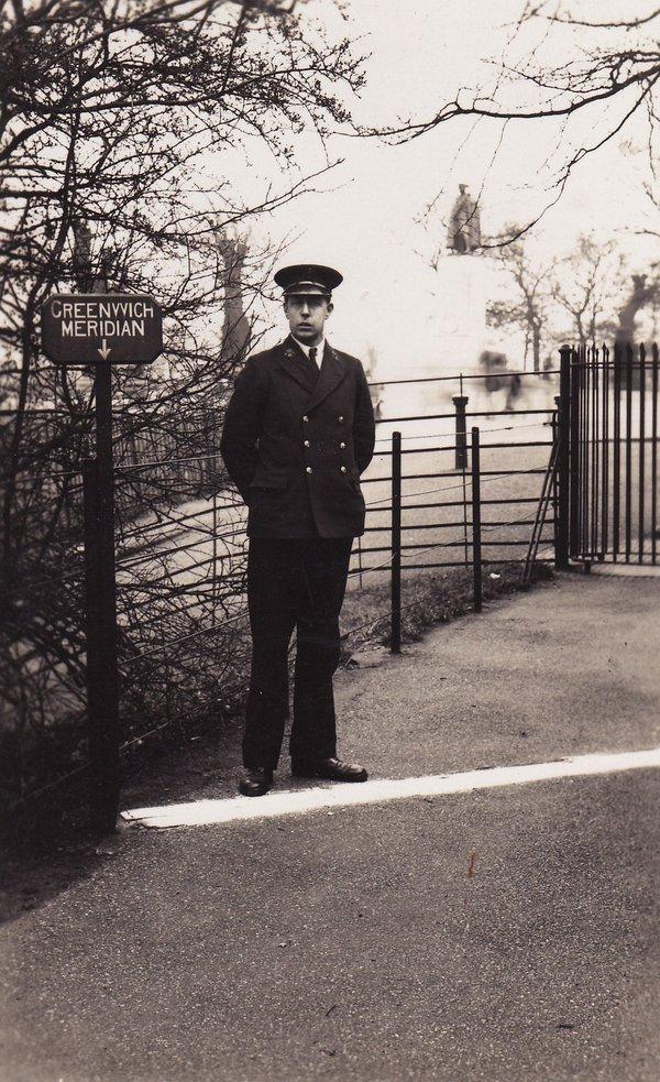 Guarding the Greenwich Meridian